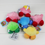 Kirby Plushes 6 Pack