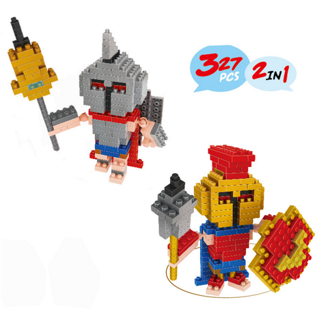 League of Legends Nano Building Blocks – Geek 'N Gamer Gear