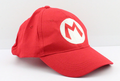 Super Mario Bros Hats