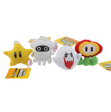 Super Mario Mini Plush Set