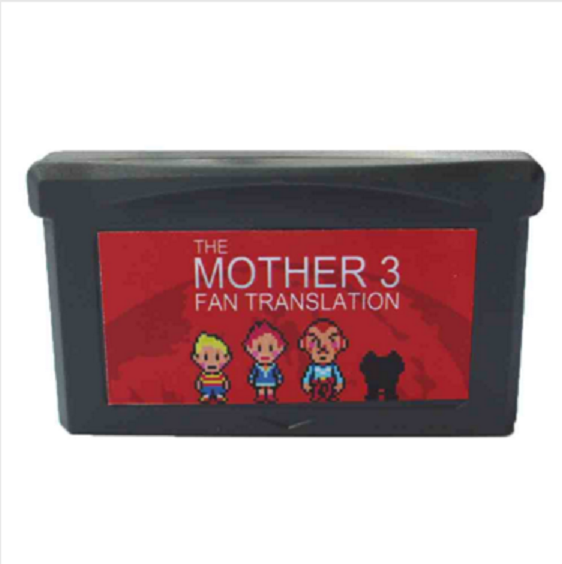 Mother 3 (Earthbound) Translated to English For Game Boy Advance