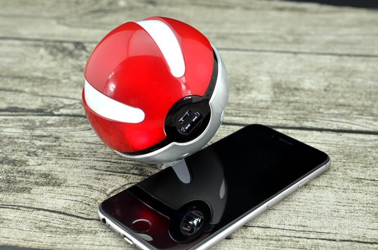 Pokemon GO Pokeball Powerbank