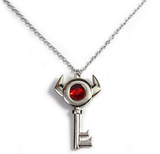 Legend of Zelda Boss Key Necklace