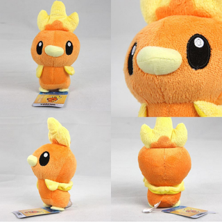 Torchic Pokemon Plush