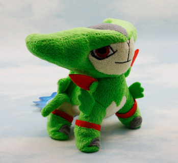 Virizion Pokemon Plush