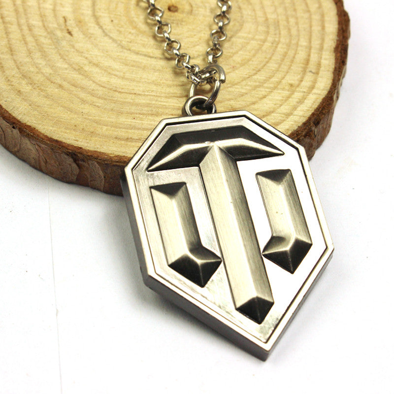 World of Tanks Necklace