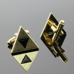 Legend of Zelda Triforce Cufflinks