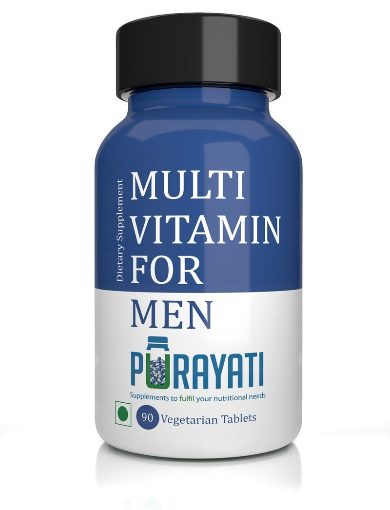 Multivitamin for Gym Goers, Athletes & Men with Active Lifestyles