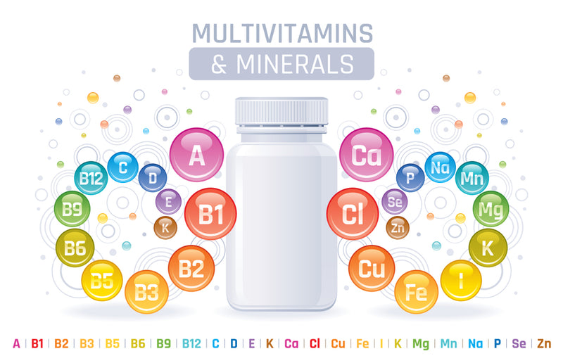 A Handy Guide to the World of Multivitamins