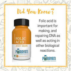 Folic and Iron