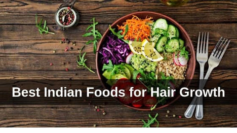 Indian foods for hair growth