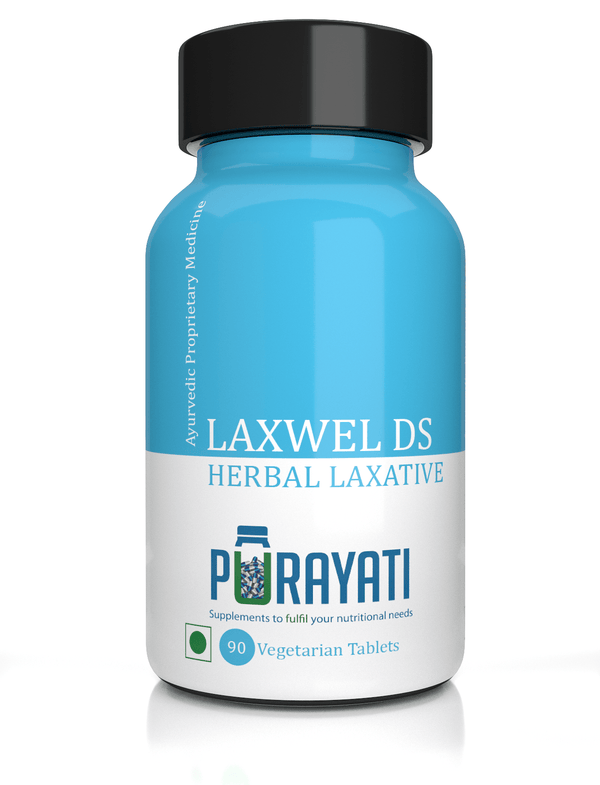 Laxwel DS Herbal Laxative (90 Tablets)