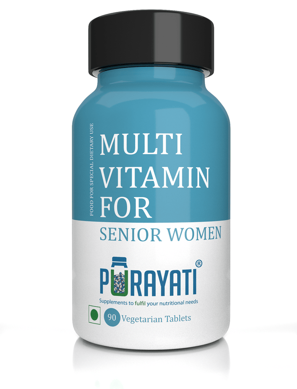 Multivitamin for Senior Women