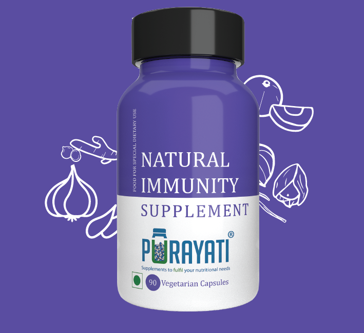 Natural Immunity Supplement