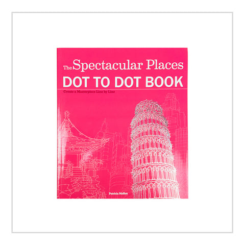 Extreme Dot-to- Dot Spectacular Places - Beverley Lawson