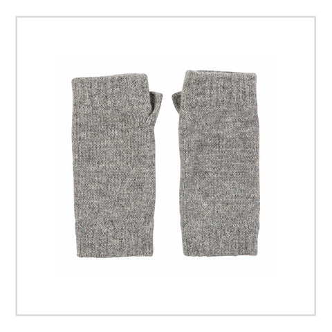 Cashmere Classic Wrist Warmers - Johnstons of Elgin
