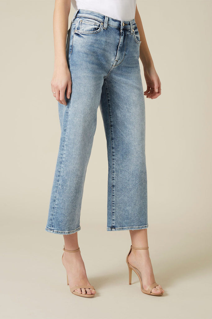 7 For All Mankind jeans cropped | JSWJ1200LO CROPPED ALEXA LUXE VINTAGE ON TIME