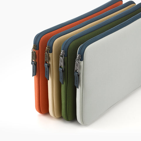 CÂPRE MacBook Pouch D13-Orange