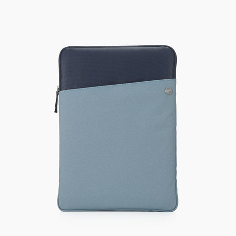 "Bleu Macbook Sleeve 12""-Raspberry"