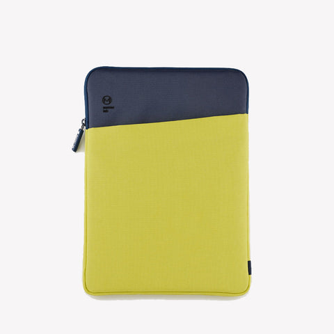 "Bleu Macbook Sleeve 12""-Malibu Blue"