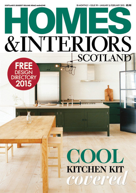 Homes & Interiors Scotland January 2015