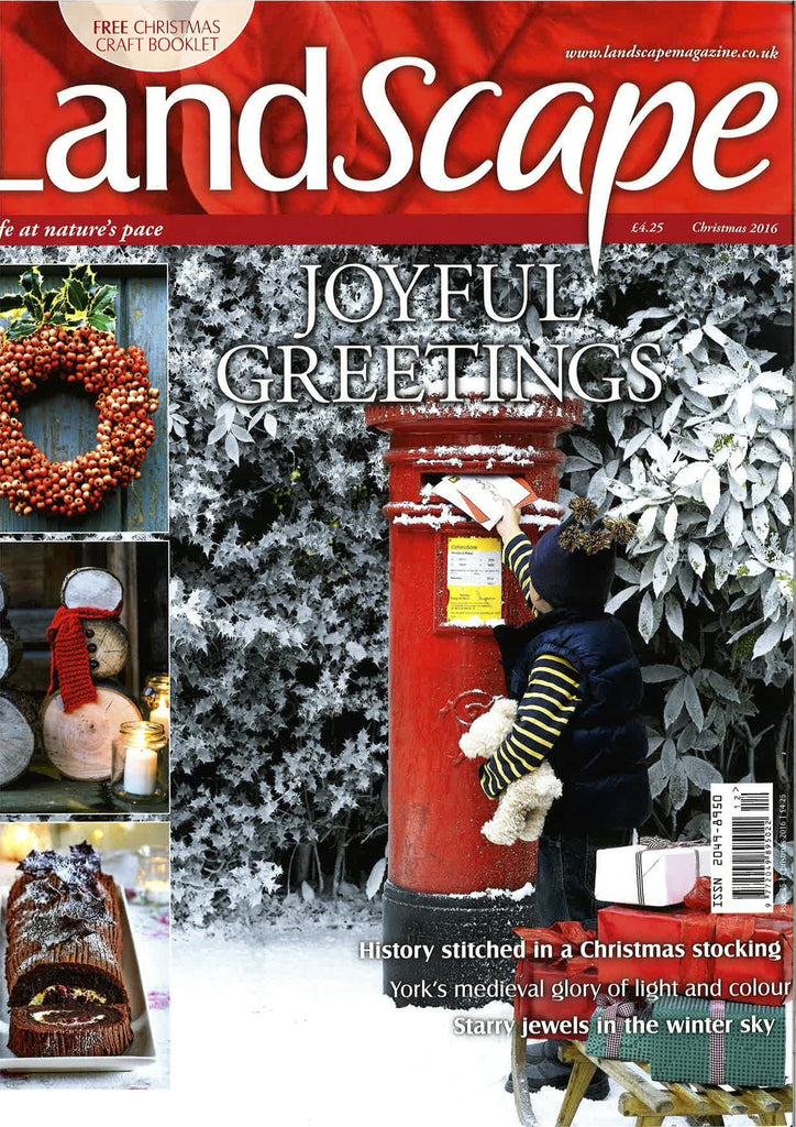 Landscape Christmas issue 2016
