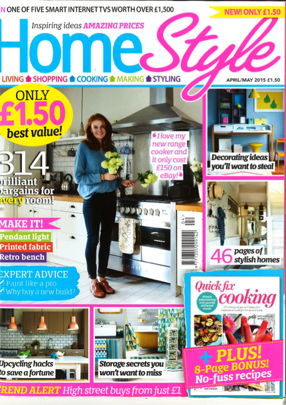 Homestyle April / May 2015