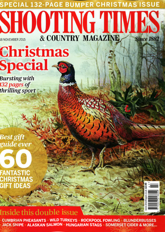 The Shooting Times November 2015