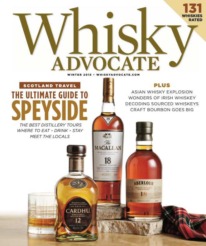 Whisky Advocate Winter 2015