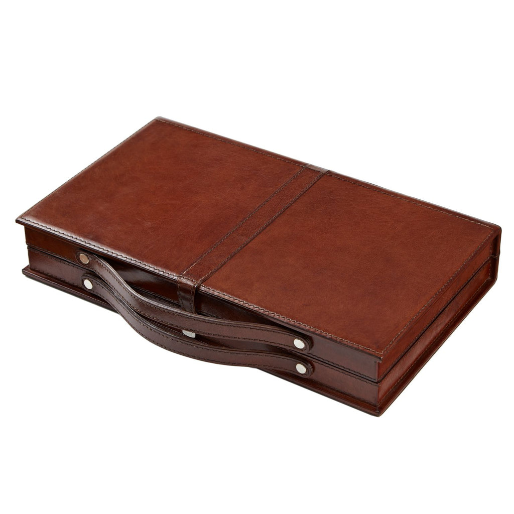 Leather Backgammon Set - Seconds