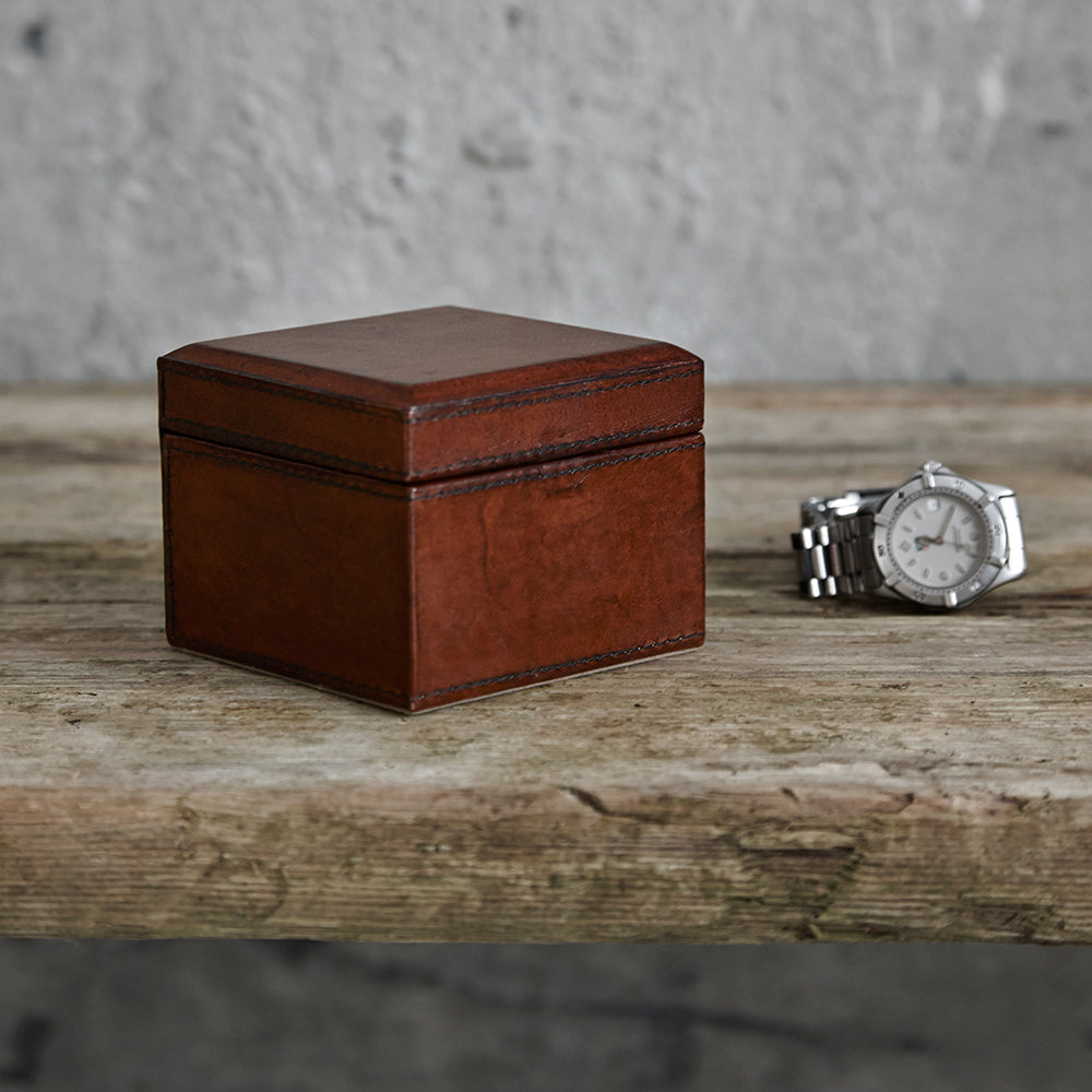 square watch box