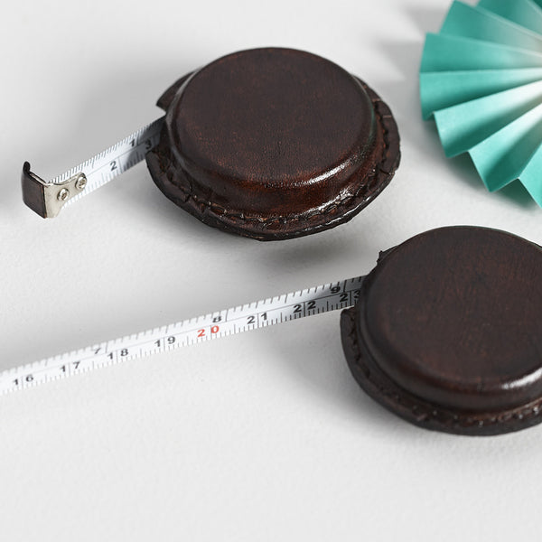 Dark Brown tape measure