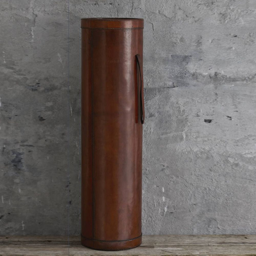 conker leather stick holder