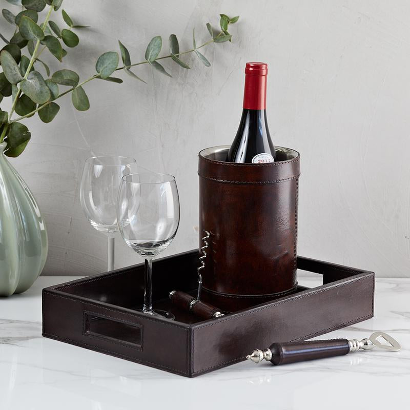 Dark Brown Drinks Set