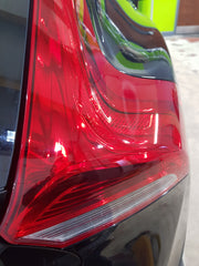 Rear light correction