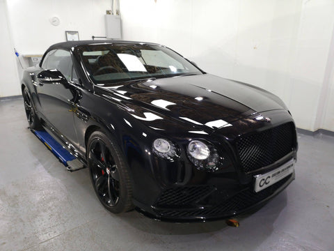 Bentley Continental V8S Convertible