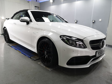 Mercedes AMG C63S Cabriolet