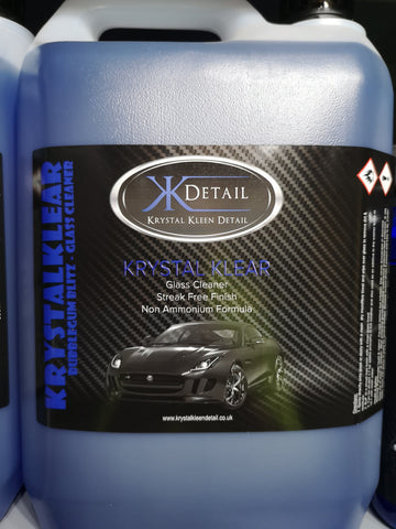 KKD Krystal Klear Glass Cleaner