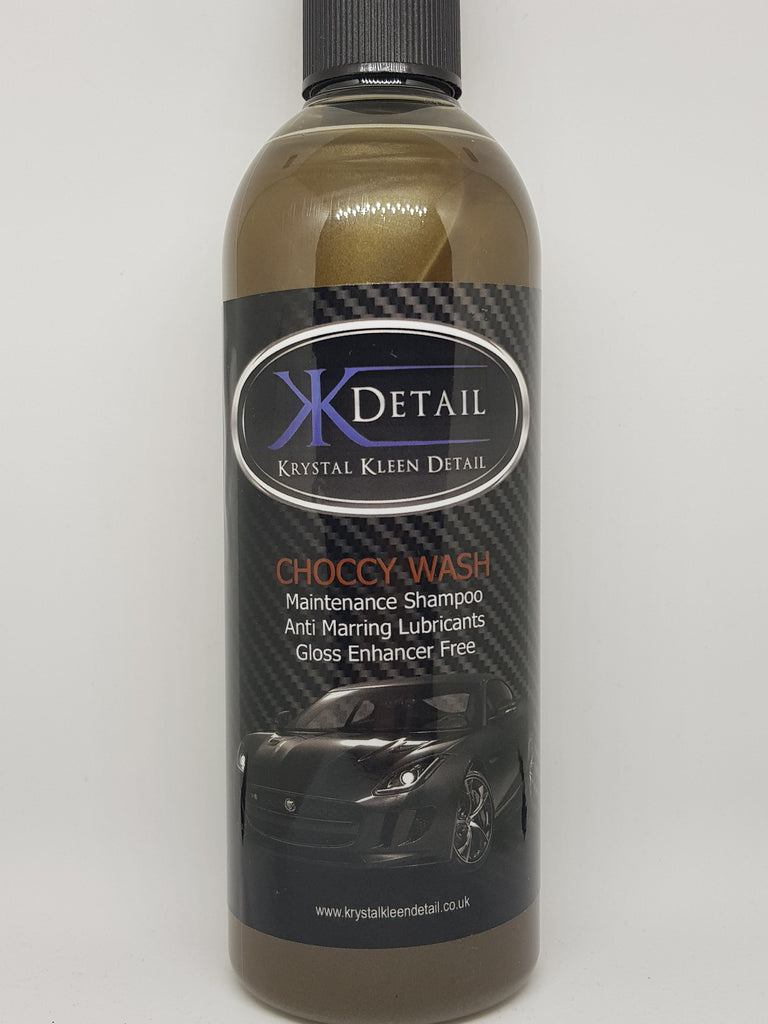 KKD Shampoo 500ml Choccy Toffee