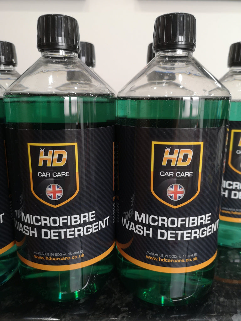 HD Car Care wash detergent