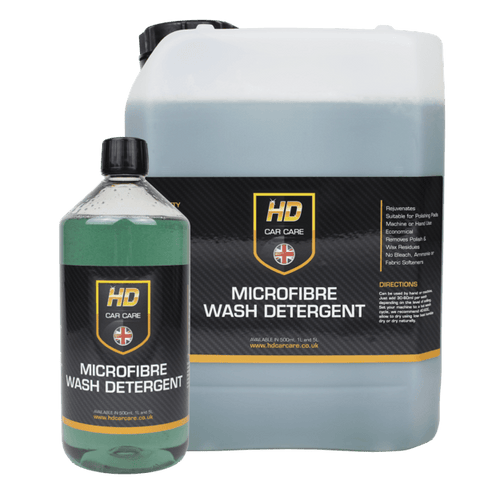 HD Car Care Microfibre Wash