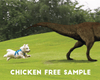 CHICKEN FREE SAMPLE PACK 5KG - Jack Wolf