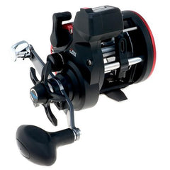 Alphamar LC Syncro Reel - 20, 4.7:1 Gear Ratio, 2 Bearings, 20 lb Max Drag, Right Hand