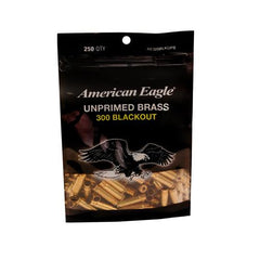 .300 AAC Blackout Lake City Unprimed BaggedBrass, Per 250