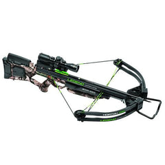 Legend Ultra-Lite ackage - with 4x32mm Scope, Arrows-Quiver, Mossy Oak Treestand