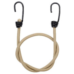 Heavy Duty Bungee Cords - Tan, 4 Pack