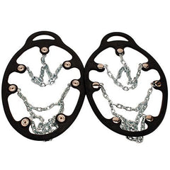 Chains Ice Trekkers - X-Large, Black