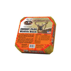 Attractants, Blocks, Minerals, and Supplements - Energy Plus Block