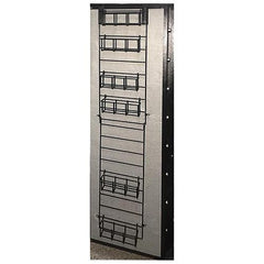 Door Organizer. Matte Black