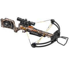 Wicked Ridge Ranger Premium Crossbow Package Mossy Oak Camo